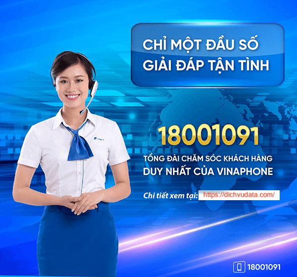 Số tổng đài VinaPhone.
